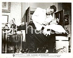 1948 ONE SUNDAY AFTERNOON Movie by Raoul WALSH Violent dentist *Foto 25x20 cm