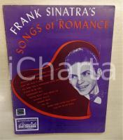 1933 Frank SINATRA Songs of romance - Songbook 27 pages *REMICK
