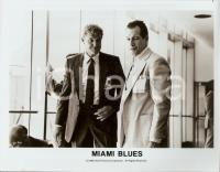 1990 MIAMI BLUES Fred WARD and Charles NAPIER - Movie by George ARMITAGE *Photo
